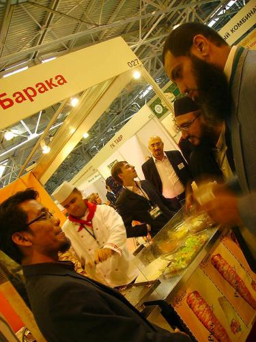 Moscow Halal Expo 2011